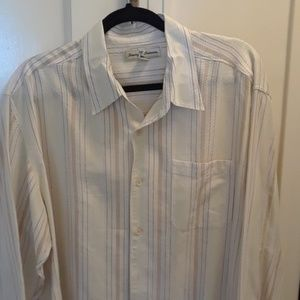 Tommy Bahama long sleeve shirt XL